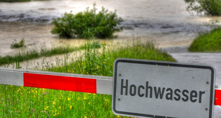 Aktuelles zum Hochwasserschutz Inn