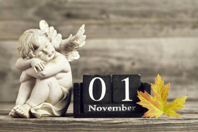 Allerheiligen - Gedenken der Verstorbenen - Newsarchiv