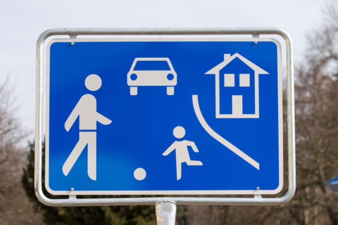 Informationen zur Wohnstraße