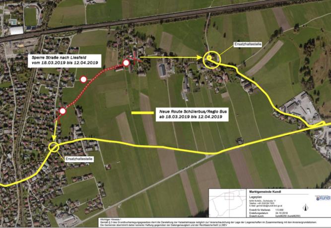 Kanalarbeiten Liesfeld