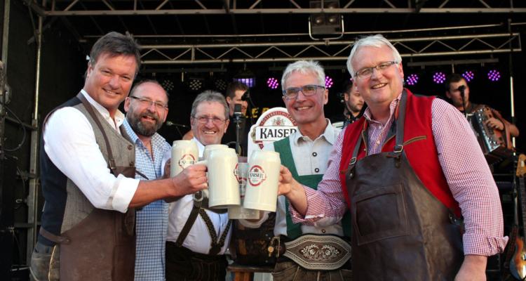Kundl feierte trachtig – zum 5. Mal