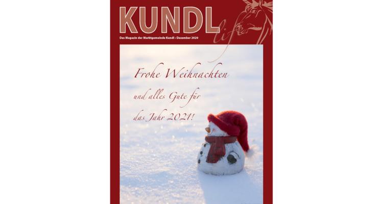 Kundl life - Dezember 2020 online!