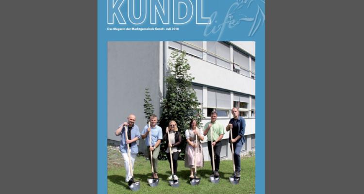 Kundl life - Juli 2018 online