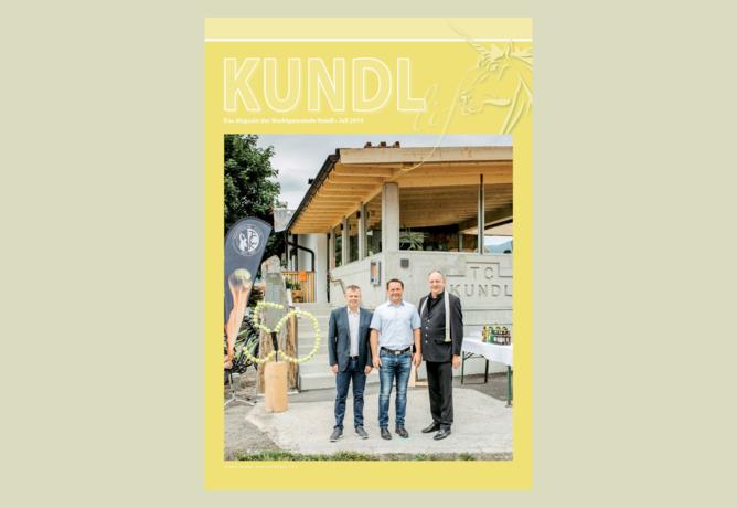 Kundl life - Juli 2019 online
