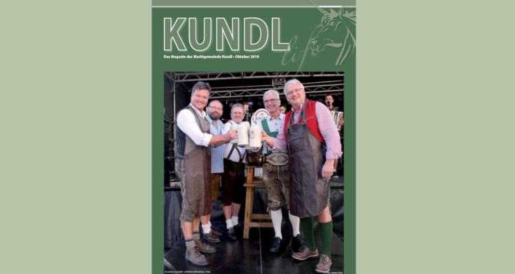 Kundl life - Oktober 2018 online