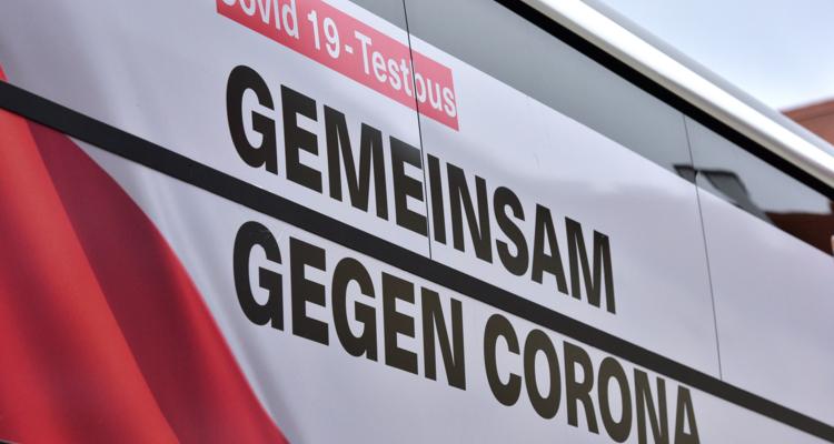 Neu: Testbus in Rattenberg