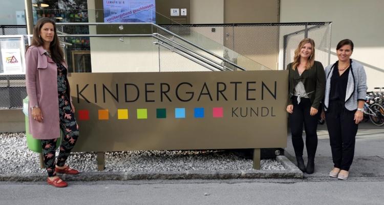 Neue Leiterin im Kindergarten
