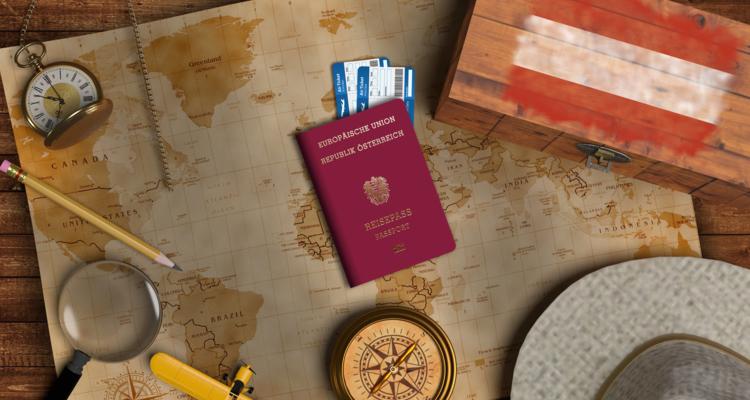 Reisepass beantragen leicht gemacht