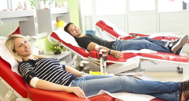 Rotes Kreuz lädt zur Blutspende