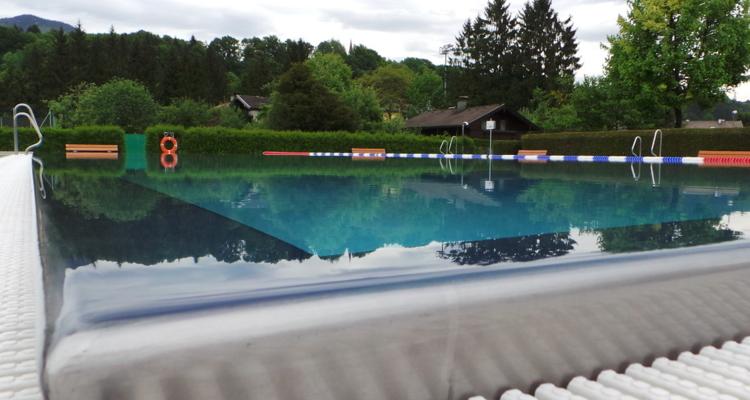Saisonende im Kundler Schwimmbad