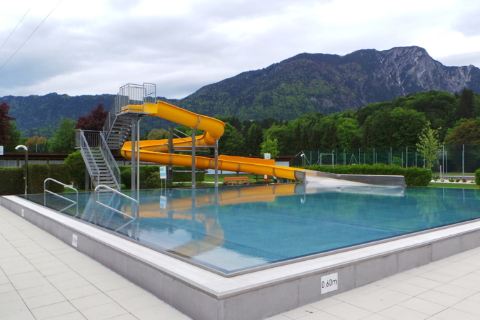 Schwimmbad-Saison endet!