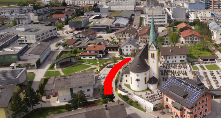 Sperre Dorfstraße