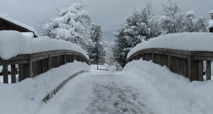 Winterdienst - Anrainerinformation