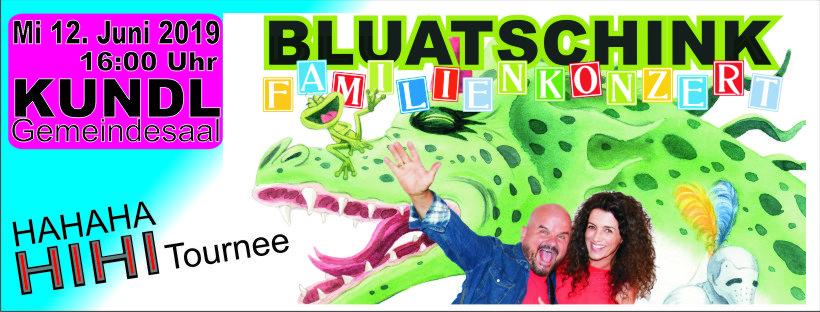 """Bluatschink - """" HaHaHa-HiHi"""""""