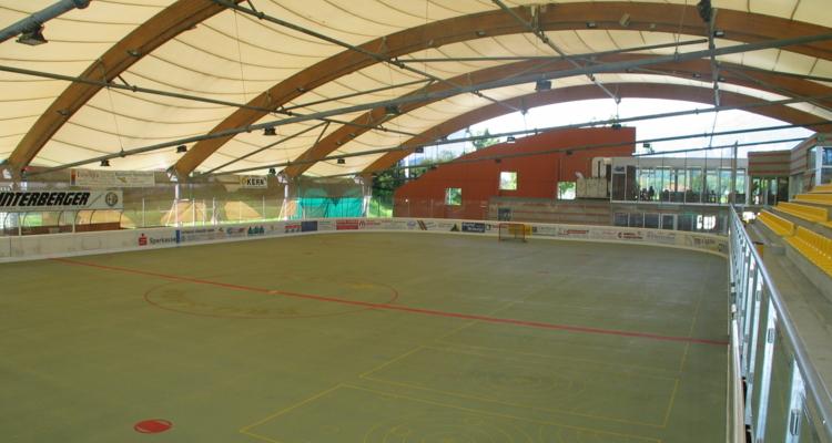 Eishalle Sommer