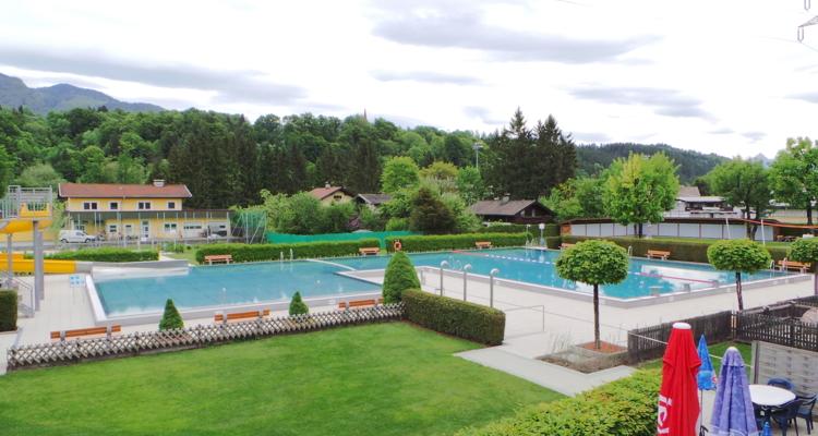 Schwimmbad Kundl