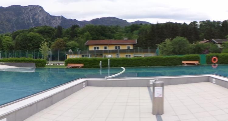 Panorama Schwimmbad Kundl