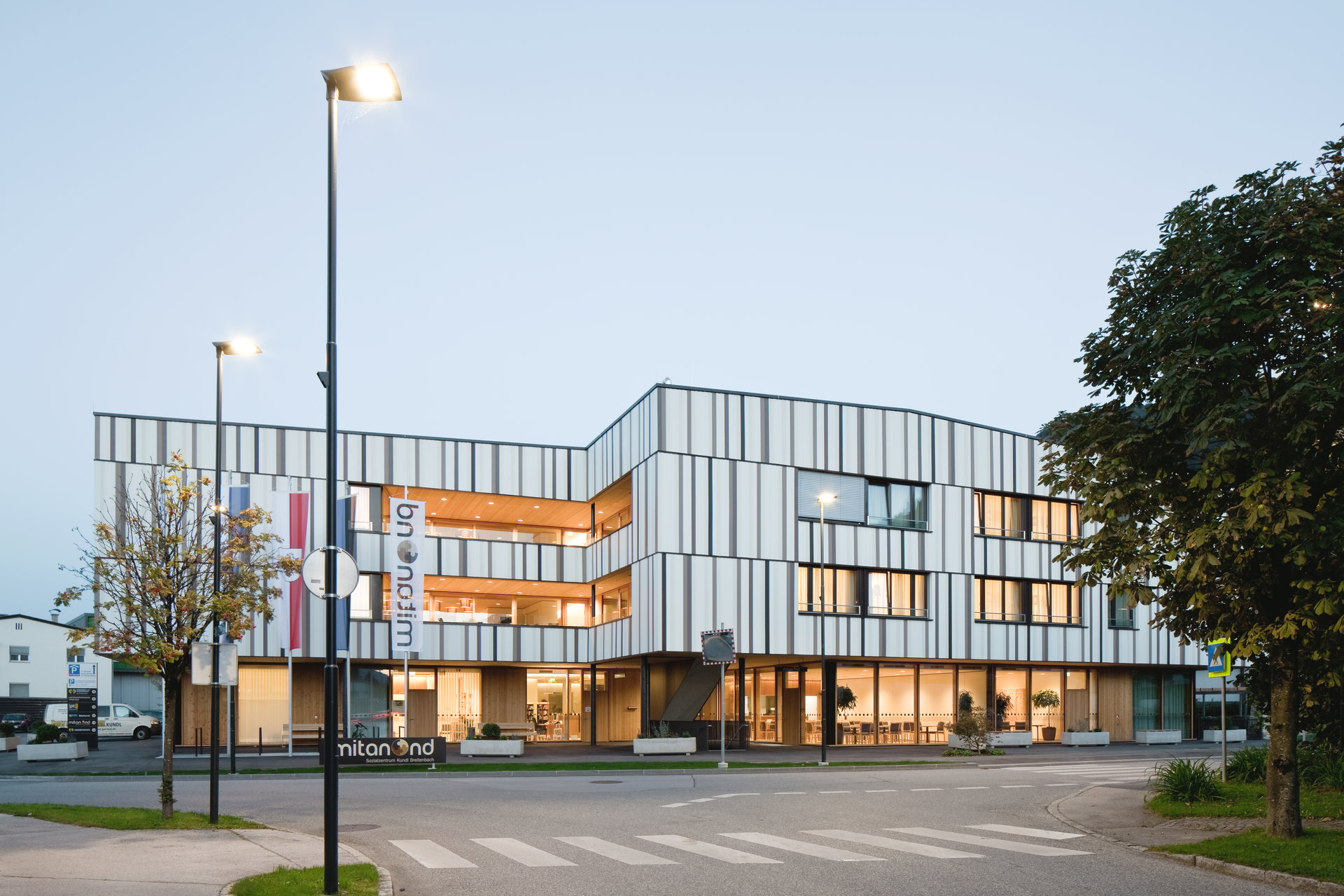 Sozialzentrum mitanond Kundl - Breitenbach