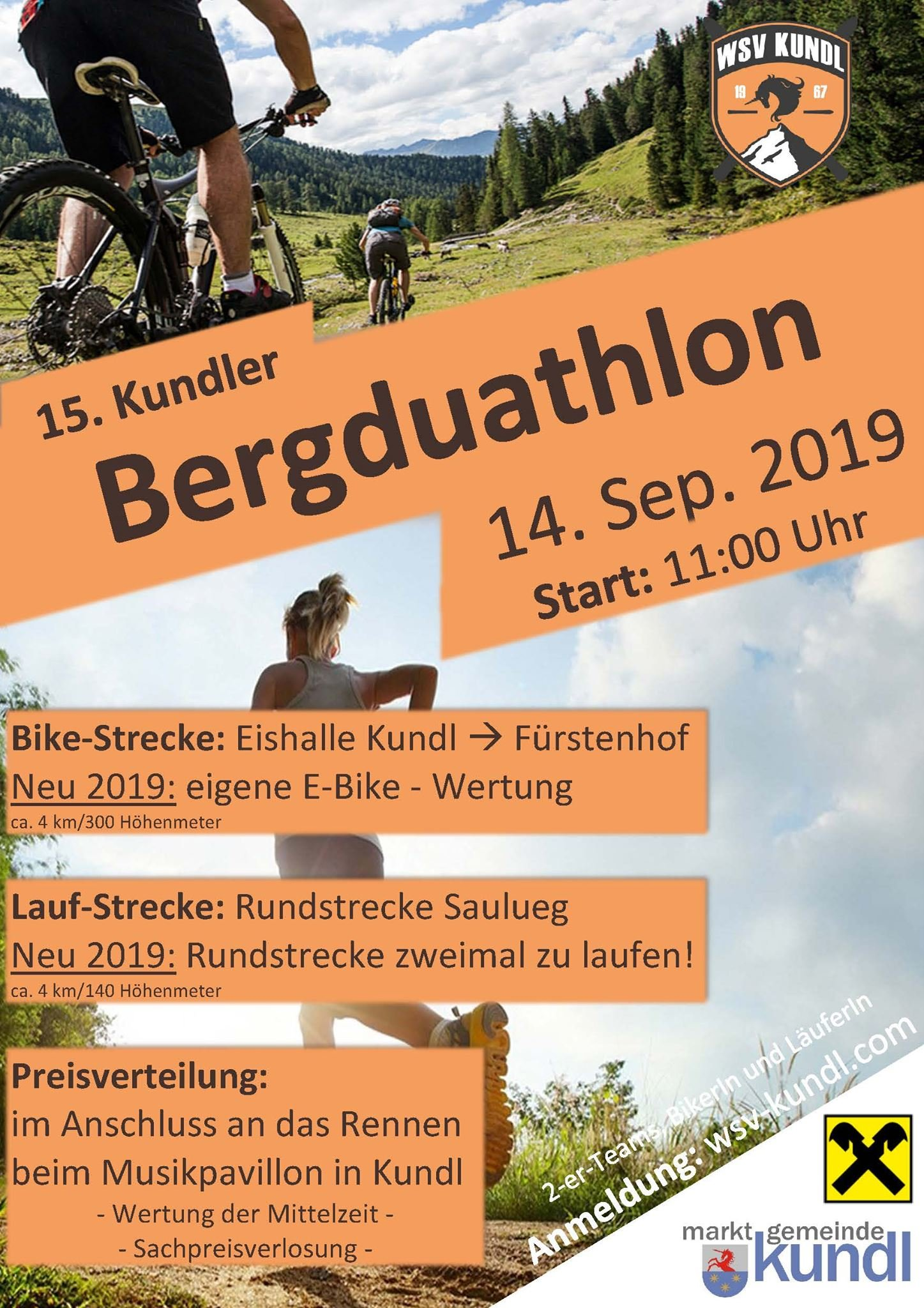 Bergduathlon