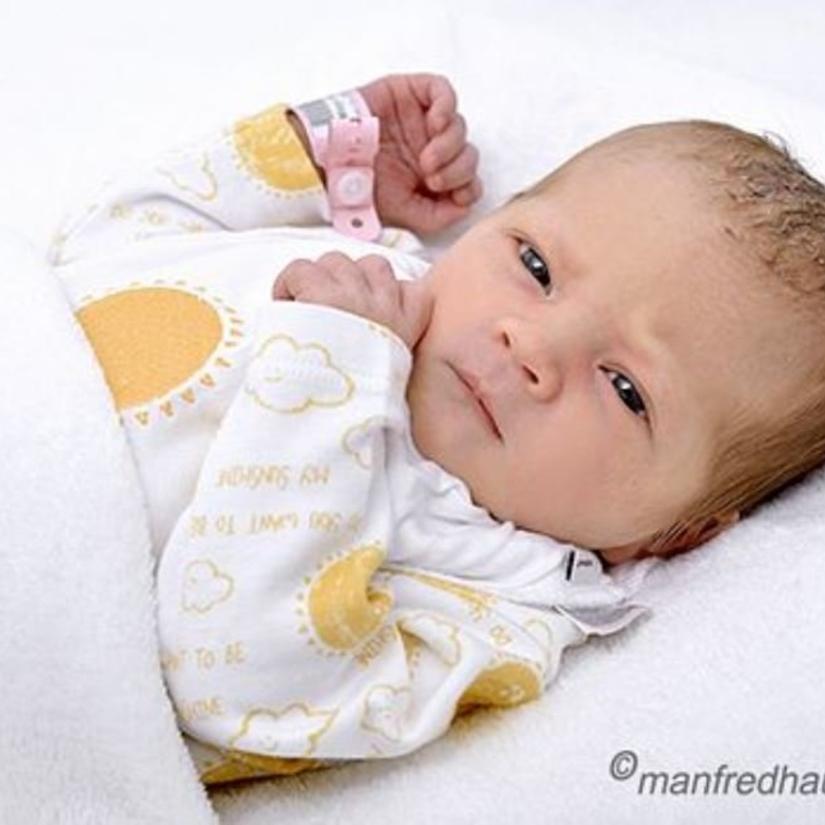 Alina - Mutter: Romana Mayr - Vater: Albert Mayr