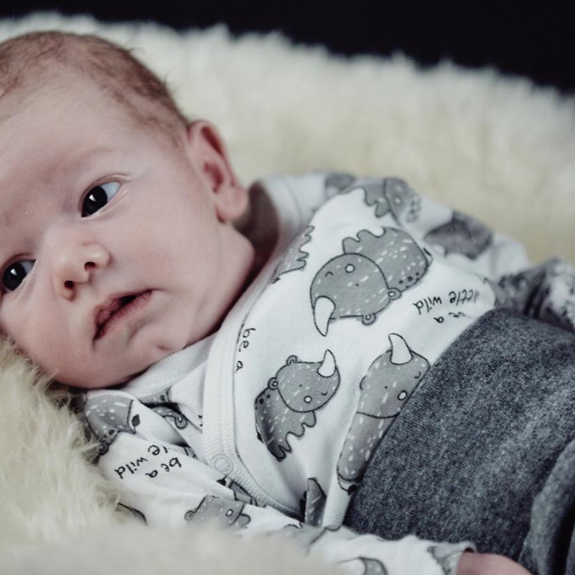 Finn - Mutter: Monja Egger - Vater: Georg Neustetter