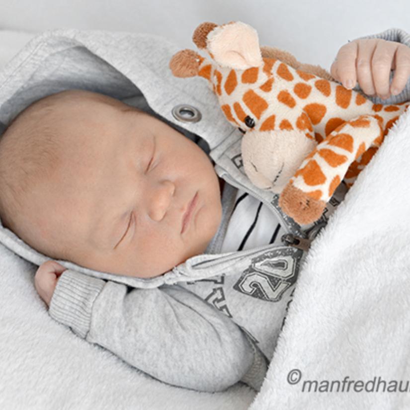 Finn Michael Noriyuki - Mutter: Kerstin Gregori - Vater: Sven Gregori - (c) Manfred Haun