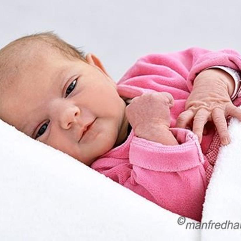 Franziska Anna - geboren am: 04.04.2019 - Mutter: Viktoria Viha - Vater: Joszef Viha
