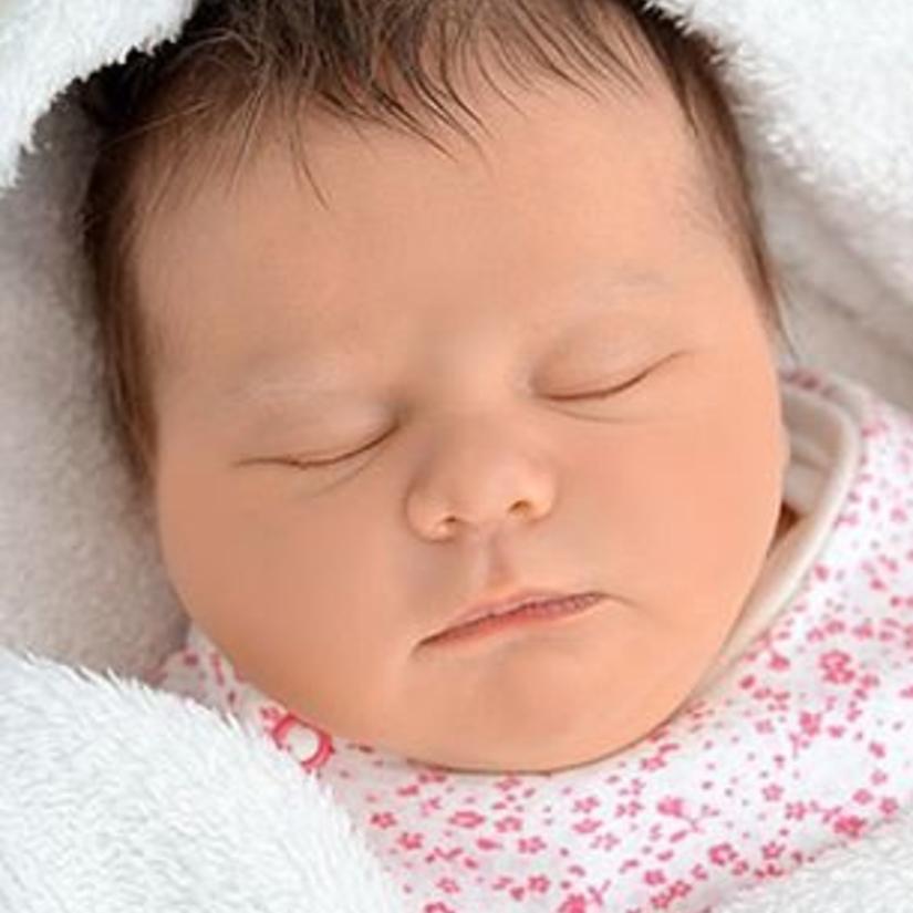 Isabella - geboren am: 10.02.2019 - Mutter: Lisa Harlander - Vater: Andreas Harlander