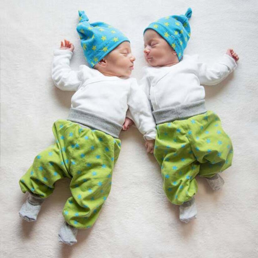 Johannes & Florian - geboren am: 19.07.2018 - Mutter: Eva Oberauer - Vater: Christoph Mayr