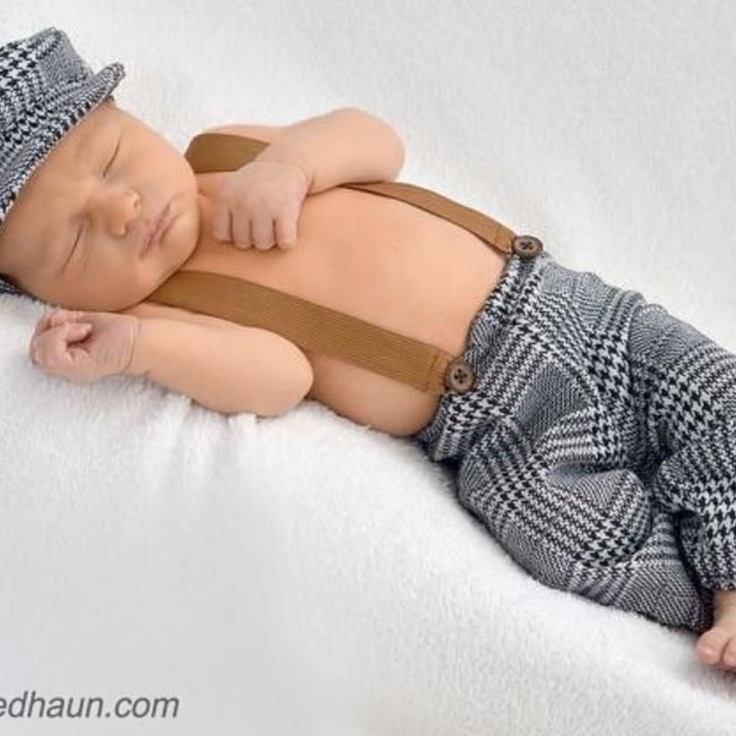 Marvin - geboren am: 19.01.2019 - Mutter: Jasmin Dombrowski  - Vater: Patrick Maier