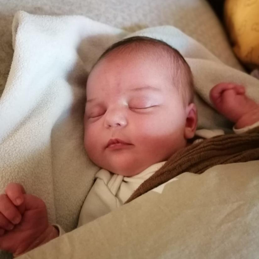 Simone Luisa - Mutter: Bianca Margreiter - Vater: Johannes Margreiter