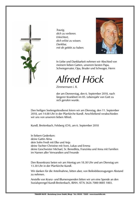 Alfred Höck
