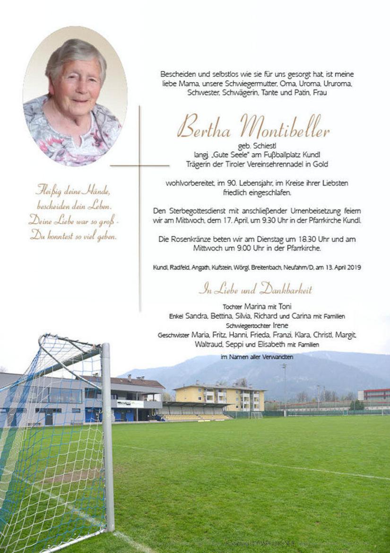 Bertha Montibeller