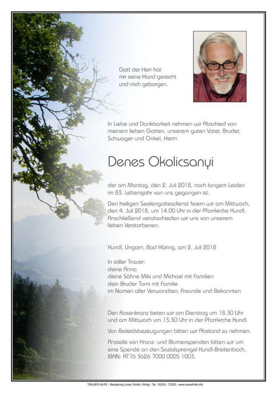 Denes Okolicsanyi
