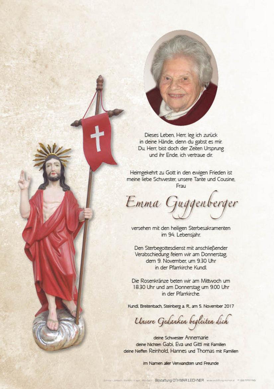 Emma Guggenberger