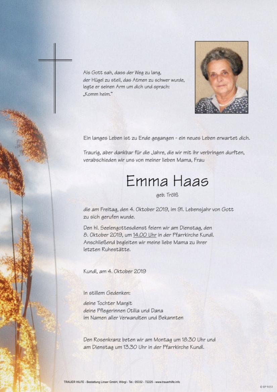 Emma Haas