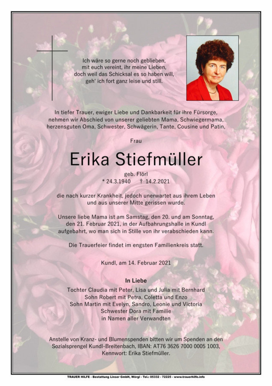 Erika Stiefmüller