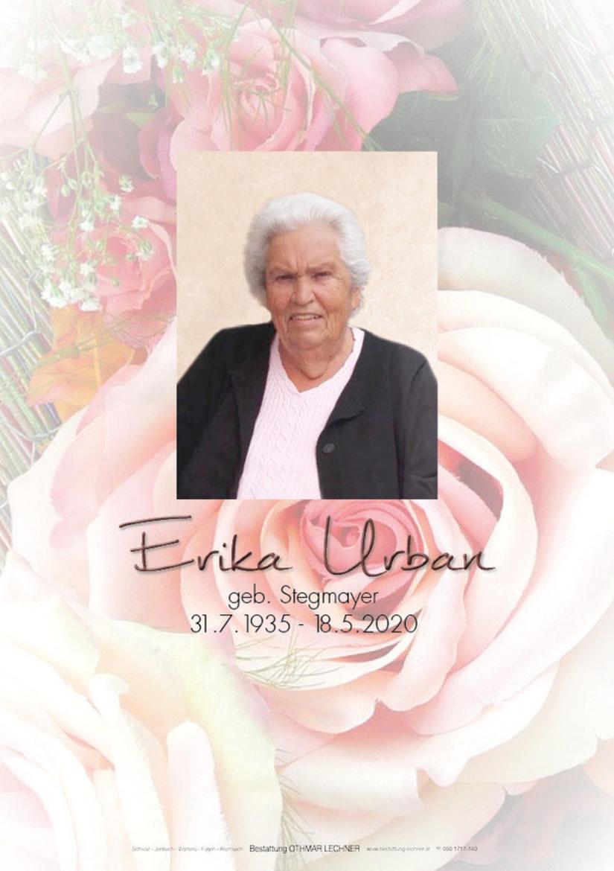 Erika Urban