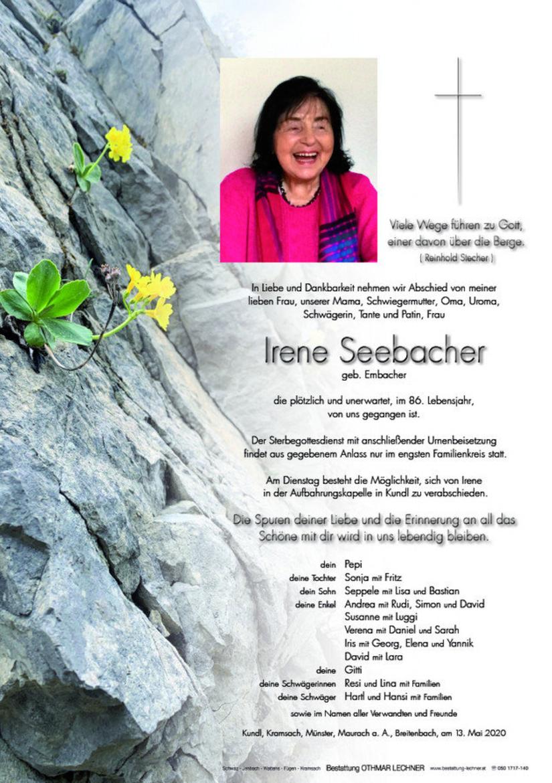 Irene Seebacher