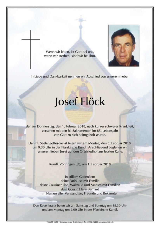 Josef Flöck