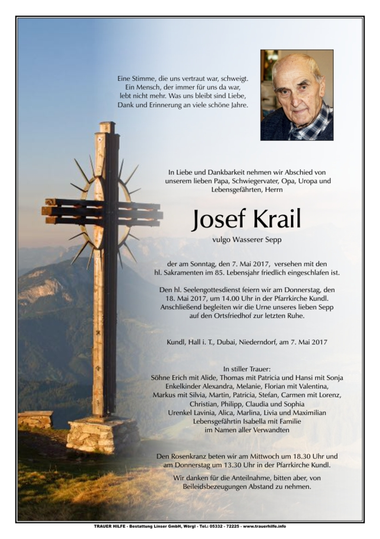 Josef Krail