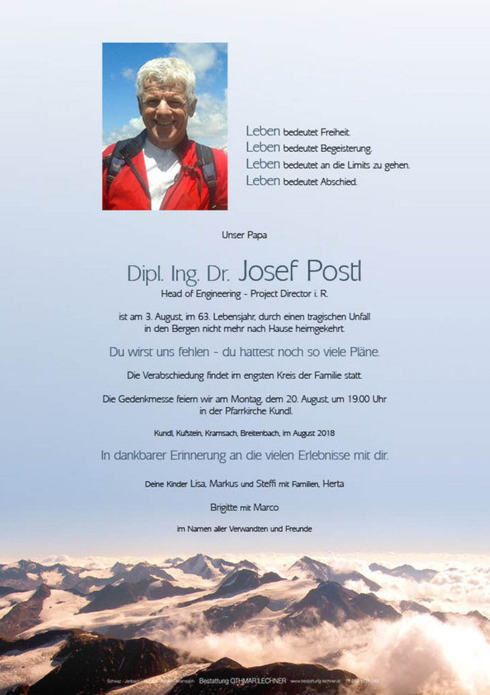 Josef Postl