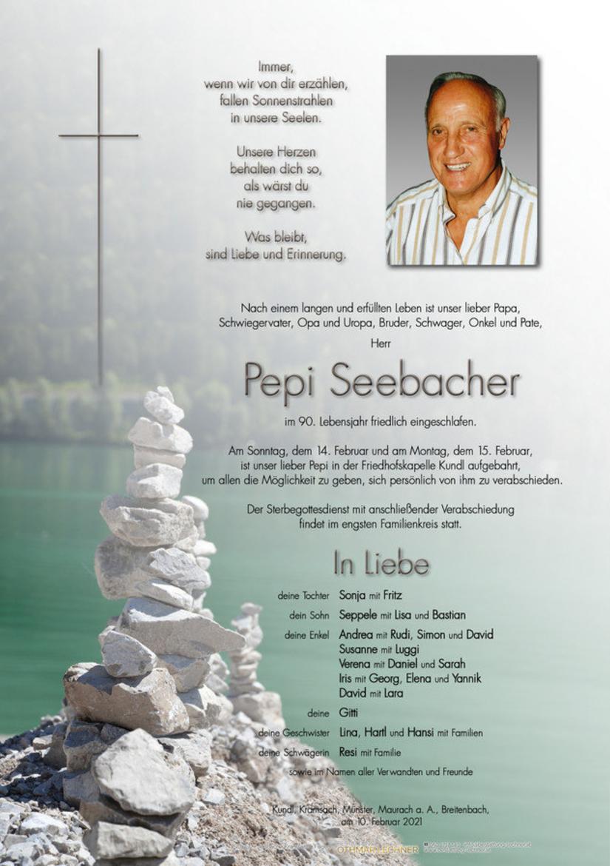 Josef Seebacher