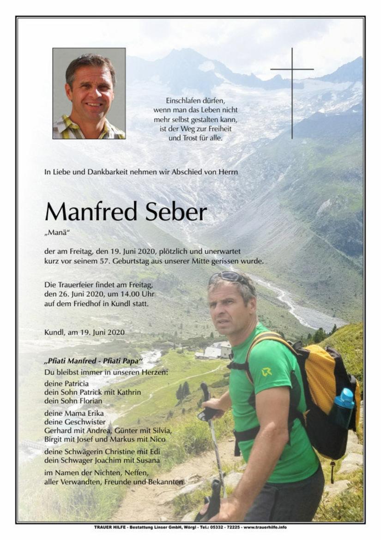 Manfred Seber