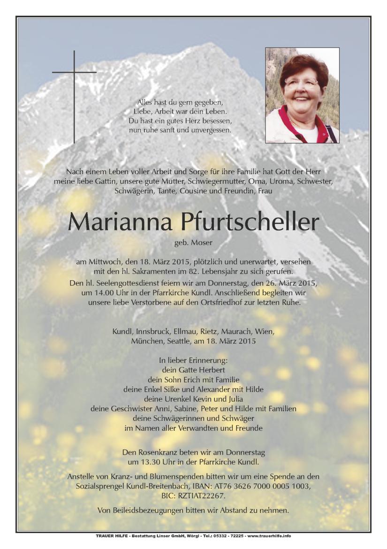 Marianna Pfurtscheller