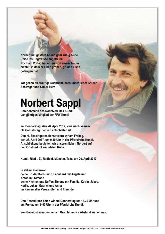 Norbert Sappl