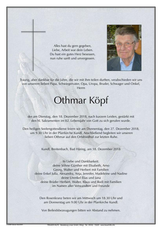 Othmar Köpf