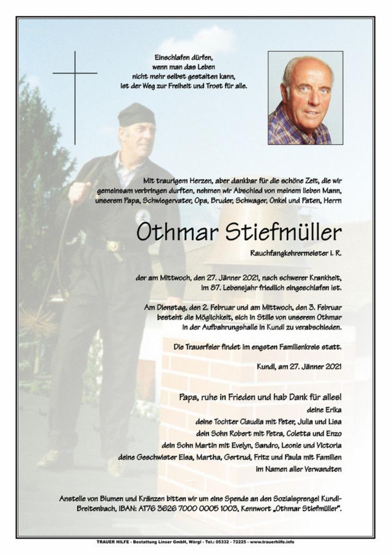 Othmar Stiefmüller