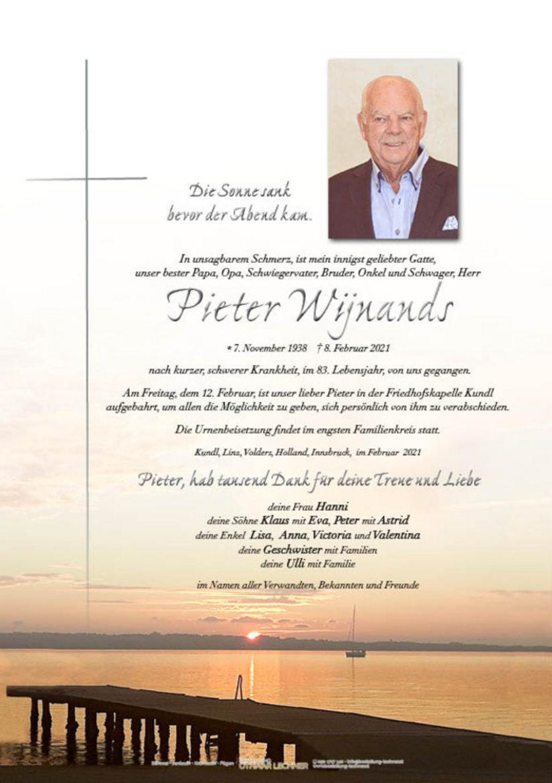 Pieter Wijnands