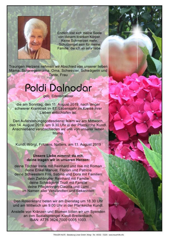 Poldi Dalnodar